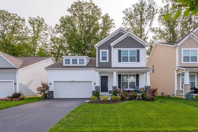 6122 Bradwood Drive, Westerville, OH 43081 (MLS #220040614) :: Signature Real Estate
