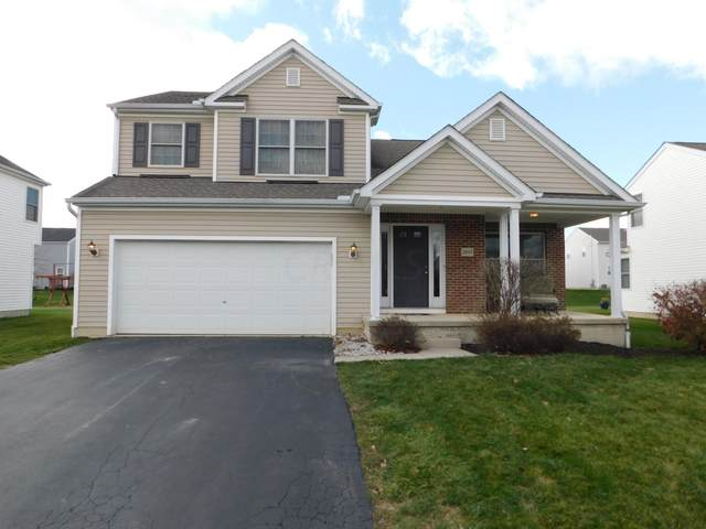 2045 Preakness Place, Marysville, OH 43040 (MLS #220040655) :: The Clark Group @ ERA Real Solutions Realty