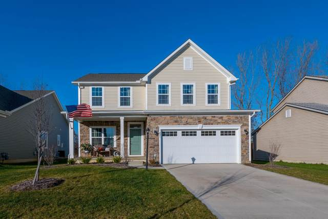 831 Wallace Drive, Delaware, OH 43015 (MLS #220040672) :: The Clark Group @ ERA Real Solutions Realty