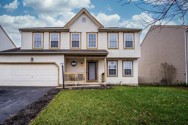 5723 Templar Street, Columbus, OH 43232 (MLS #220040700) :: Angel Oak Group