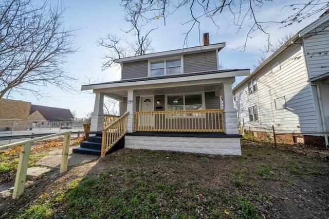 1519 Loretta Avenue, Columbus, OH 43211 (MLS #220040720) :: Berkshire Hathaway HomeServices Crager Tobin Real Estate