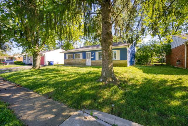 1819 Penfield Road, Columbus, OH 43227 (MLS #220040761) :: Berkshire Hathaway HomeServices Crager Tobin Real Estate