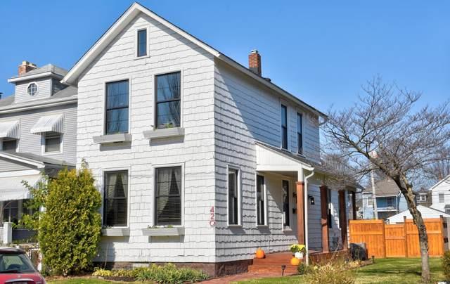 420 Hanford Street, Columbus, OH 43206 (MLS #220040773) :: MORE Ohio