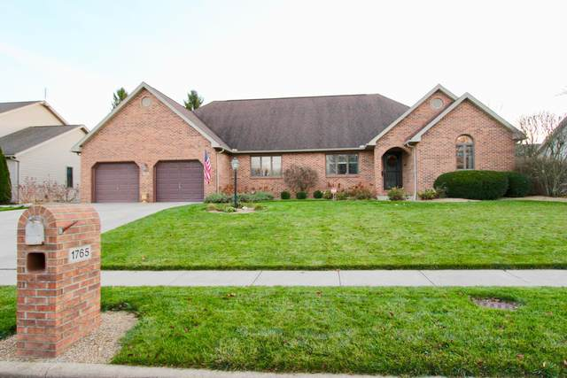 1765 Oxford Road, Marion, OH 43302 (MLS #220040781) :: The Holden Agency