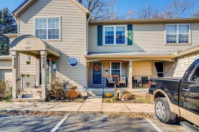 1859 Ridgebury Drive 45B, Hilliard, OH 43026 (MLS #220040786) :: The Clark Group @ ERA Real Solutions Realty