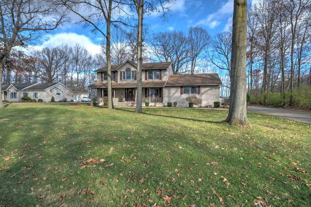 1338 Adare Road, Marion, OH 43302 (MLS #220040814) :: The Holden Agency