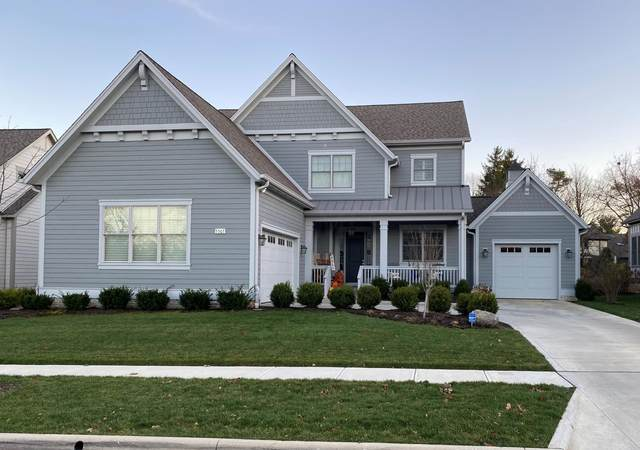 5567 Stansbury Drive, Dublin, OH 43017 (MLS #220040838) :: HergGroup Central Ohio