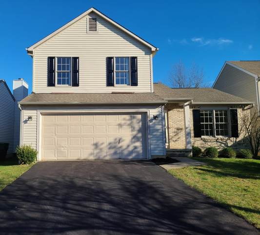 496 Tourmaline Drive, Blacklick, OH 43004 (MLS #220040882) :: The Raines Group