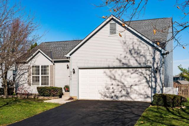 9070 Longstone Drive, Lewis Center, OH 43035 (MLS #220040883) :: Berkshire Hathaway HomeServices Crager Tobin Real Estate