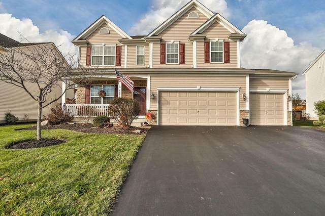 5959 Goldstone Drive, Grove City, OH 43123 (MLS #220040893) :: CARLETON REALTY