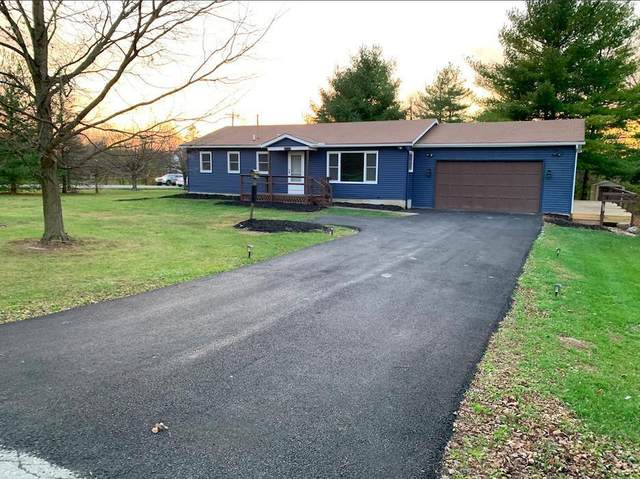 8430 Steitz Road, Powell, OH 43065 (MLS #220040911) :: The Clark Group @ ERA Real Solutions Realty