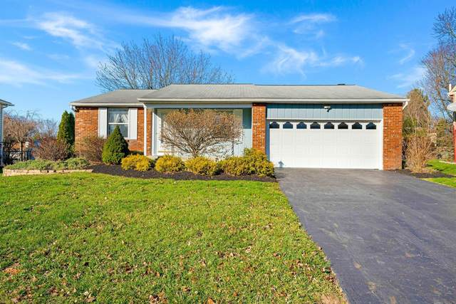 3120 Frobisher Avenue, Dublin, OH 43017 (MLS #220040967) :: The Clark Group @ ERA Real Solutions Realty