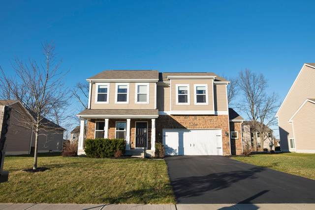 537 Buena Park Drive, Delaware, OH 43015 (MLS #220041002) :: Angel Oak Group