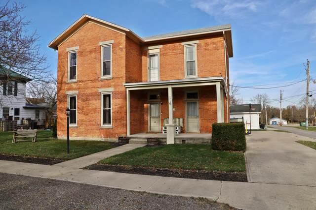 116 Rush Street, Rushsylvania, OH 43347 (MLS #220041007) :: Shannon Grimm & Partners Team