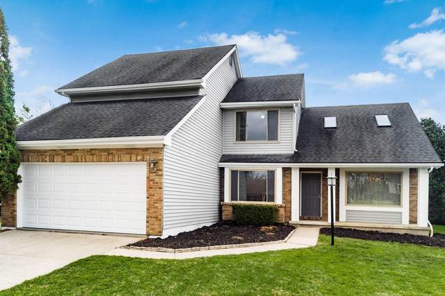 2161 Stowmont Court, Dublin, OH 43016 (MLS #220041010) :: Berkshire Hathaway HomeServices Crager Tobin Real Estate