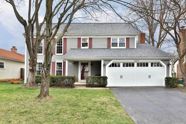 1244 Churchbell Way, Columbus, OH 43235 (MLS #220041046) :: Berkshire Hathaway HomeServices Crager Tobin Real Estate