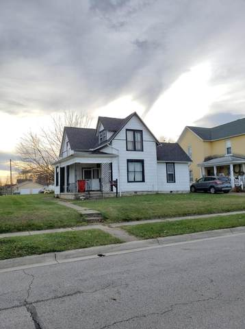 3593 Park Street, Grove City, OH 43123 (MLS #220041061) :: The Clark Group @ ERA Real Solutions Realty