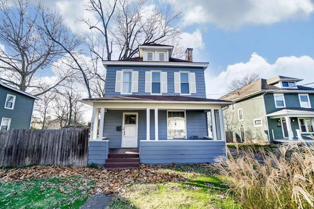 807 College Avenue, Bexley, OH 43209 (MLS #220041066) :: The Raines Group