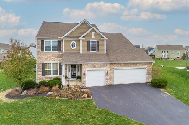 4497 Alicia's Way, Hilliard, OH 43026 (MLS #220041075) :: Signature Real Estate