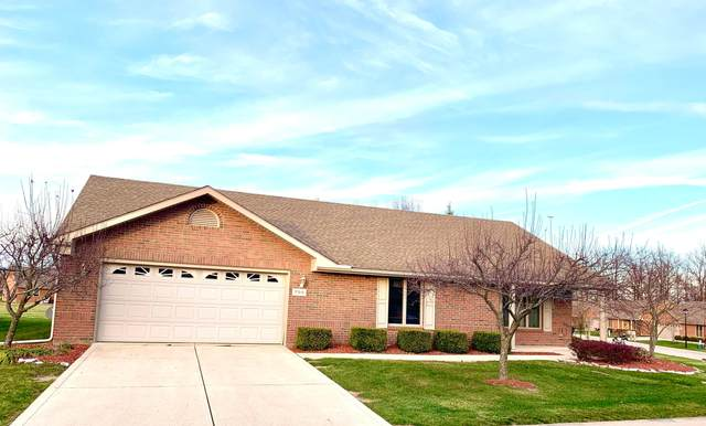 794 Hickory Hill Drive, Marysville, OH 43040 (MLS #220041088) :: The Clark Group @ ERA Real Solutions Realty