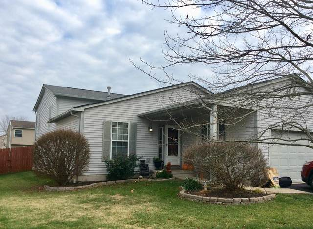 2184 Dunkeld Drive, Grove City, OH 43123 (MLS #220041102) :: The Clark Group @ ERA Real Solutions Realty