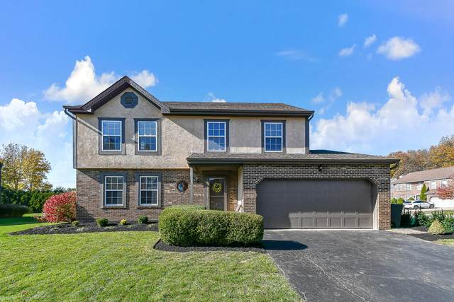 813 Middlebury Way, Powell, OH 43065 (MLS #220041106) :: The Jeff and Neal Team | Nth Degree Realty