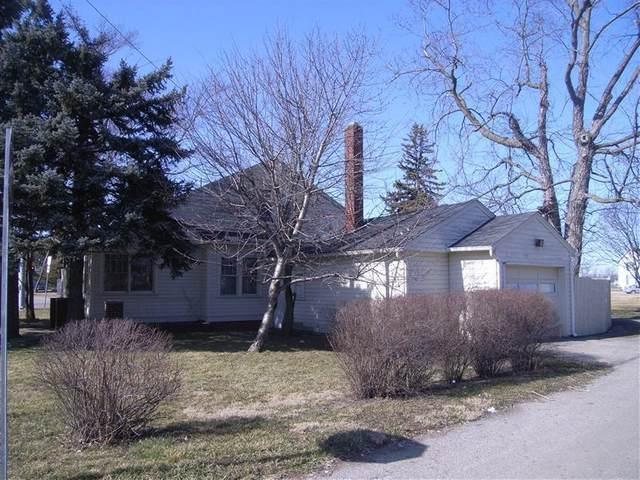 554 W Main Street, Plain City, OH 43064 (MLS #220041113) :: Signature Real Estate