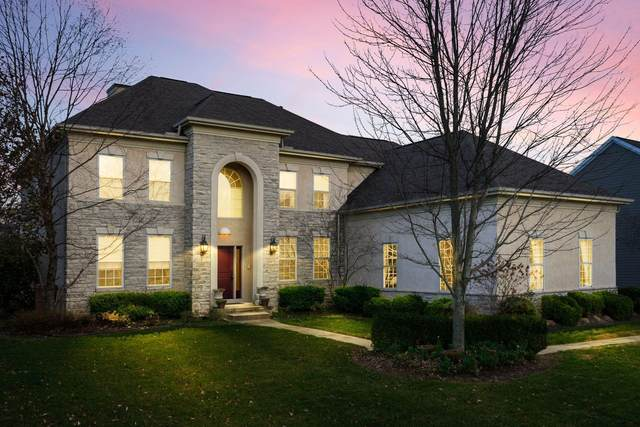 8367 Rutherford Estates Drive, Powell, OH 43065 (MLS #220041125) :: The Jeff and Neal Team | Nth Degree Realty