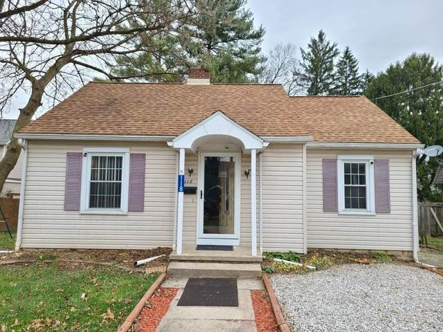 118 E Payne Avenue, Galion, OH 44833 (MLS #220041128) :: The Holden Agency