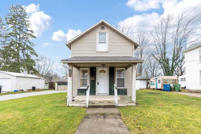 329 Sycamore Street, Marysville, OH 43040 (MLS #220041178) :: Signature Real Estate