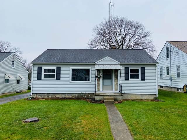 642 E Fair Avenue, Lancaster, OH 43130 (MLS #220041215) :: ERA Real Solutions Realty
