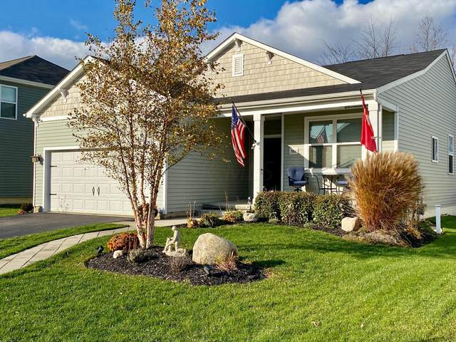 3962 Snowcreek Drive, Grove City, OH 43123 (MLS #220041263) :: The Clark Group @ ERA Real Solutions Realty