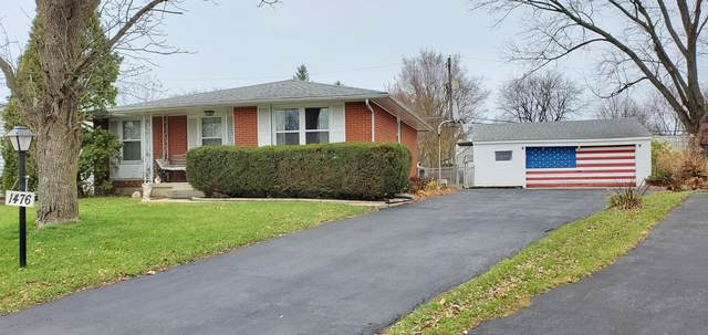 1476 Archmere Square N, Columbus, OH 43229 (MLS #220041281) :: ERA Real Solutions Realty
