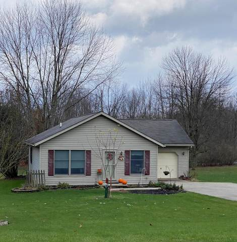 156 Northern Spy Drive, Howard, OH 43028 (MLS #220041350) :: Exp Realty