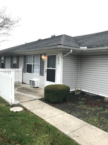4474 Greystone Village Drive 5D, Columbus, OH 43228 (MLS #220041362) :: Angel Oak Group