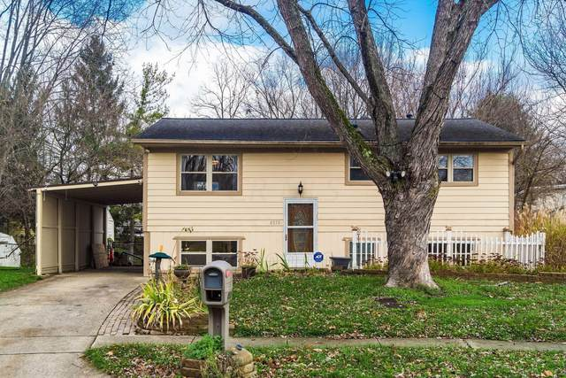 4538 Valleydale Way, Columbus, OH 43231 (MLS #220041363) :: The Willcut Group