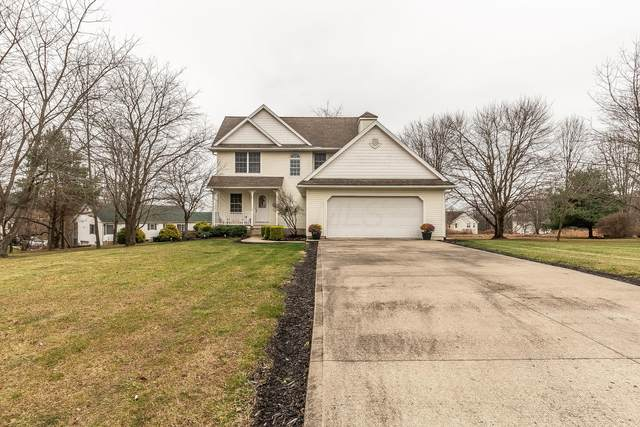458 Ridgeland Drive, Howard, OH 43028 (MLS #220041379) :: The Holden Agency