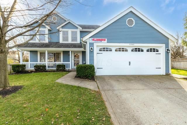 7942 Liber Court, Westerville, OH 43081 (MLS #220041392) :: Jarrett Home Group