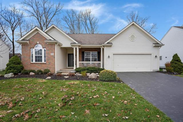 623 Penbrook Street, Westerville, OH 43082 (MLS #220041429) :: Jarrett Home Group
