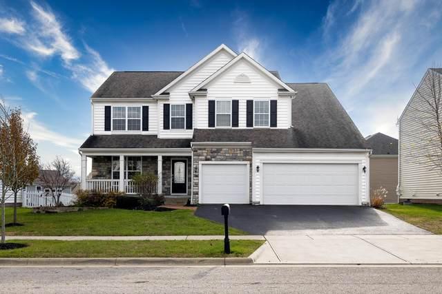 1411 Scotsman Drive, Grove City, OH 43123 (MLS #220041436) :: Sam Miller Team