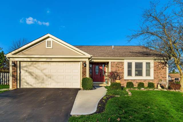4030 Erin Lane, Dublin, OH 43016 (MLS #220041440) :: Sam Miller Team