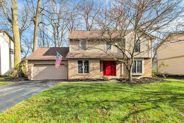 7026 Tralee Drive, Dublin, OH 43017 (MLS #220041444) :: RE/MAX ONE