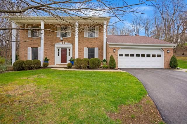 1350 Pembroke Court, Newark, OH 43055 (MLS #220041473) :: Jarrett Home Group