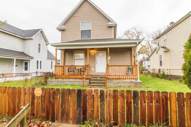 147 Whitethorne Avenue, Columbus, OH 43223 (MLS #220041483) :: Berkshire Hathaway HomeServices Crager Tobin Real Estate