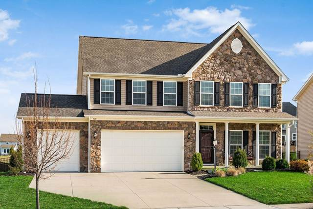 719 Maple Vista Drive, Delaware, OH 43015 (MLS #220041490) :: Jarrett Home Group