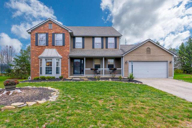4914 Britton Farms Court, Hilliard, OH 43026 (MLS #220041499) :: RE/MAX Metro Plus