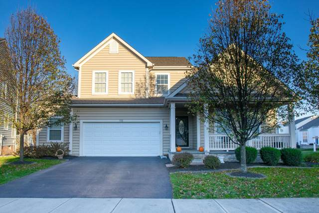 732 Mill Crossing Drive, Westerville, OH 43082 (MLS #220041533) :: RE/MAX ONE