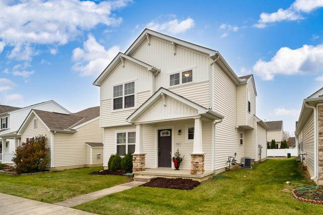 5545 Goose Falls Drive, Dublin, OH 43016 (MLS #220041540) :: Signature Real Estate