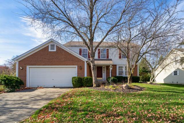 4803 River Run Drive, Hilliard, OH 43026 (MLS #220041613) :: Signature Real Estate
