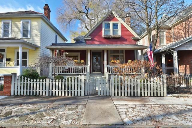 873 Ebner Street, Columbus, OH 43206 (MLS #220041630) :: Susanne Casey & Associates